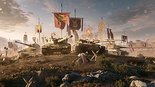 Become a Legionary: Battle for Customizations