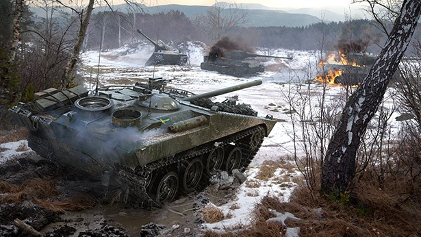 Strv S1: A Swift and Stealthy Swede
