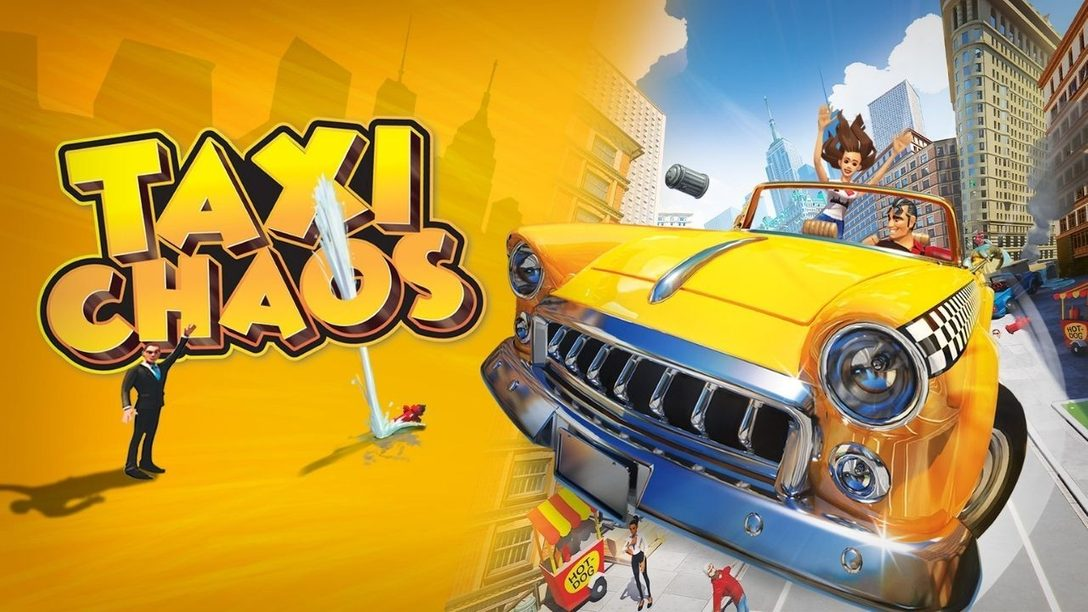 Taxi Chaos brings back the long-lost taxi genre