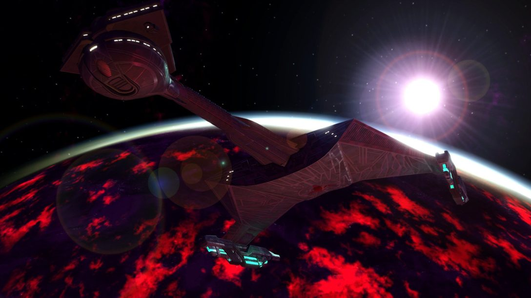 How Star Trek Online rebuilds the Klingon Empire