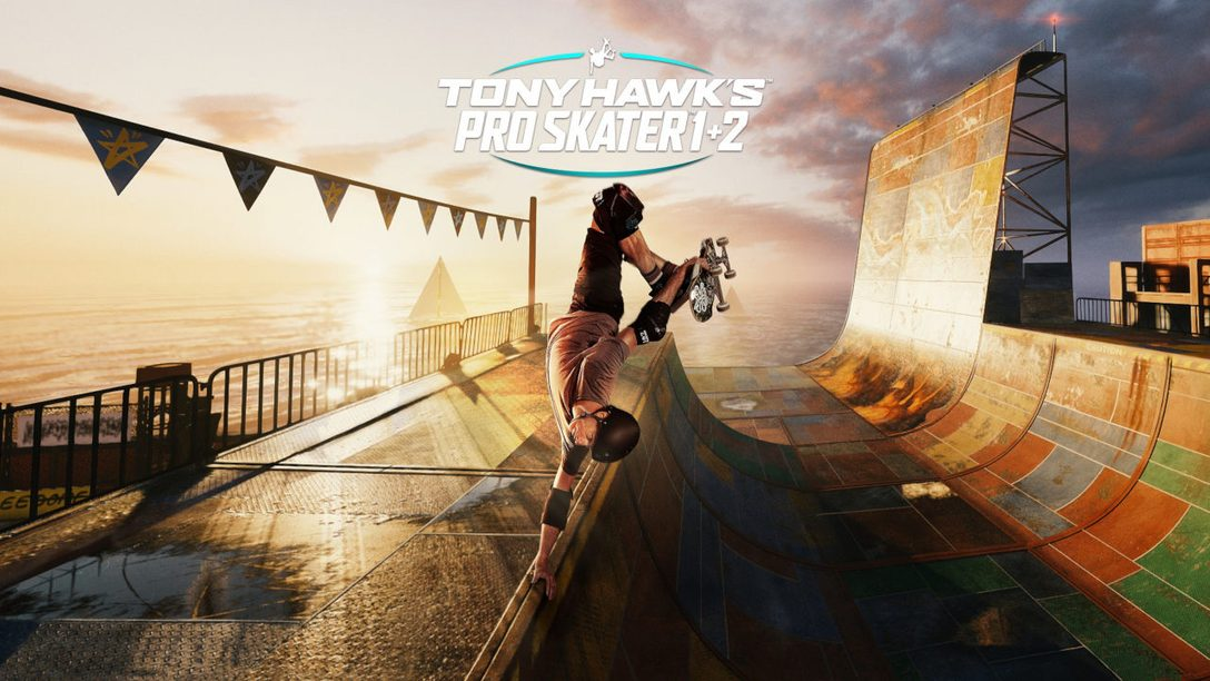 Tony Hawk's Pro Skater 1 + 2 – coming to PS5 on March 26