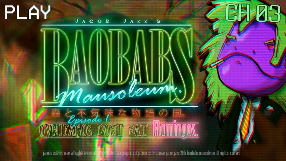 Baobabs Mausoleum Grindhouse Edition blends nostalgia and mystery