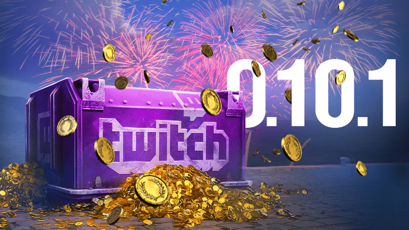 Twitch Drops Changes in 0.10.1