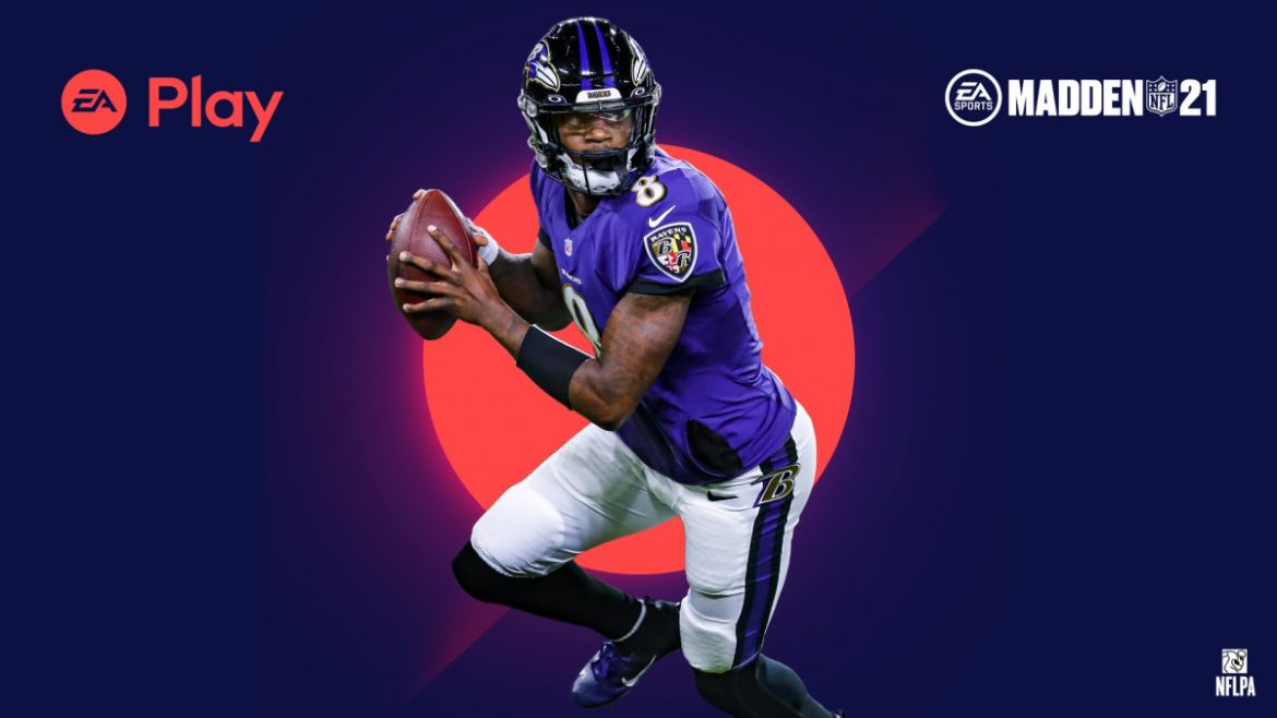 Xbox Game Pass: Go All Out in Madden NFL 21 with EA Play