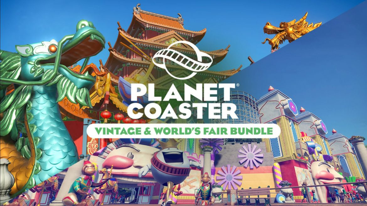 Planet Coaster: Console Edition Embraces Classics and Cultures with Two New Packs