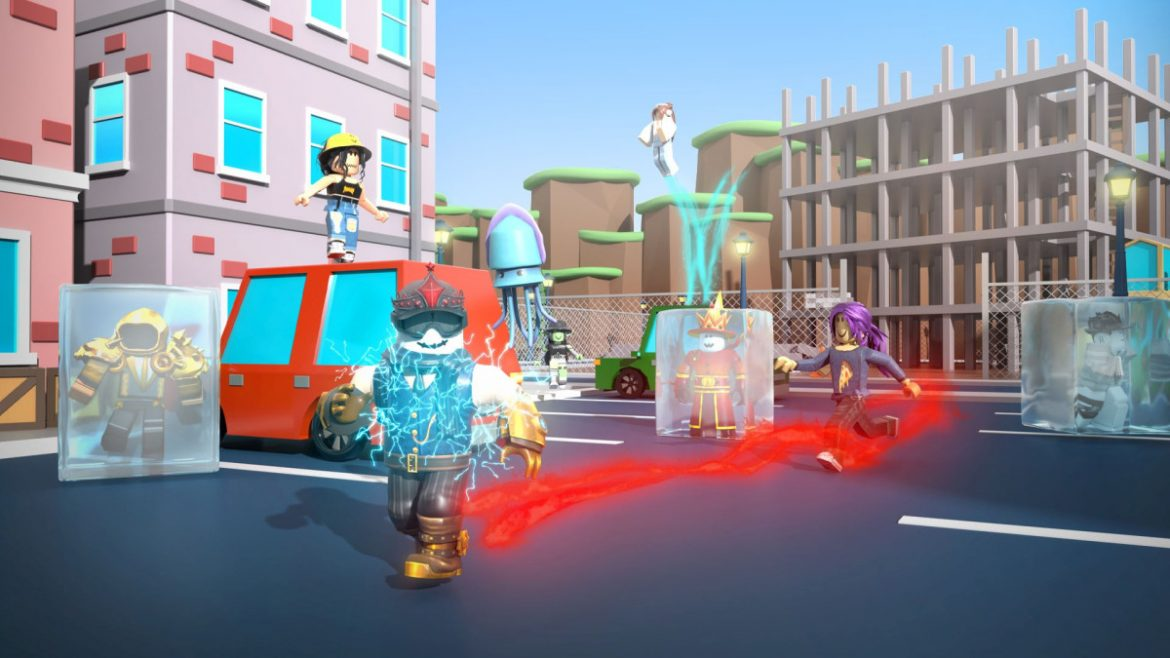 Claim Victory in Two New Maps for Freeze Tag on Roblox