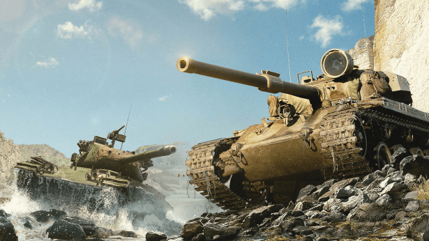 Smash XP Fever With the Ice Cool Centurion Mk. 5/1 RAAC and the M41D