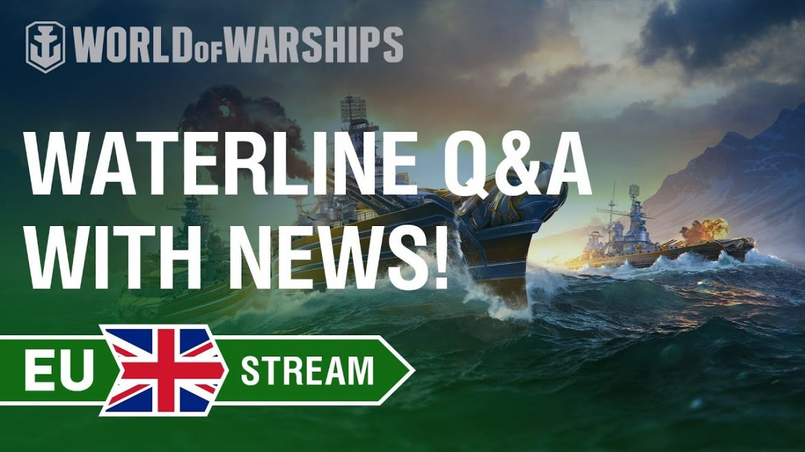 [EN] Waterline Q&A with Devs + News and Announcements!