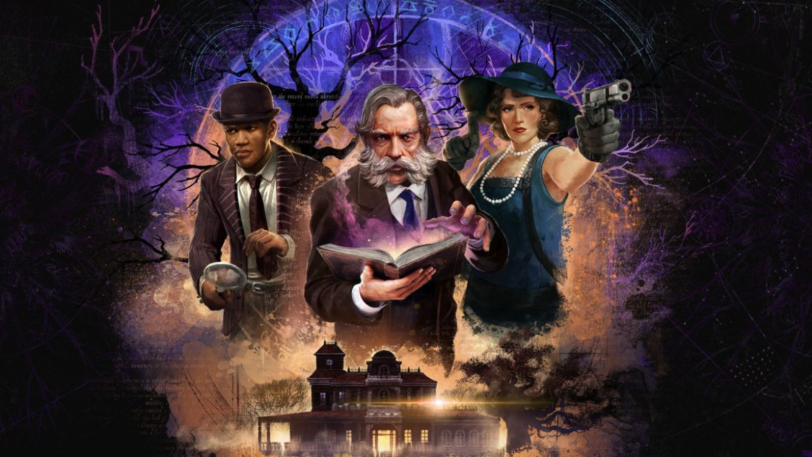Arkham Horror: Mother's Embrace Coming to Xbox Series X S and Xbox One on March 23