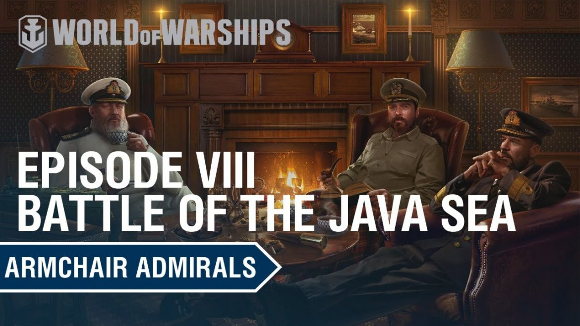 Armchair Admirals – Battle of the Java Sea