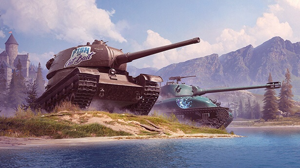 Get Ready for The Big Catch from World of Tanks and Prime Gaming