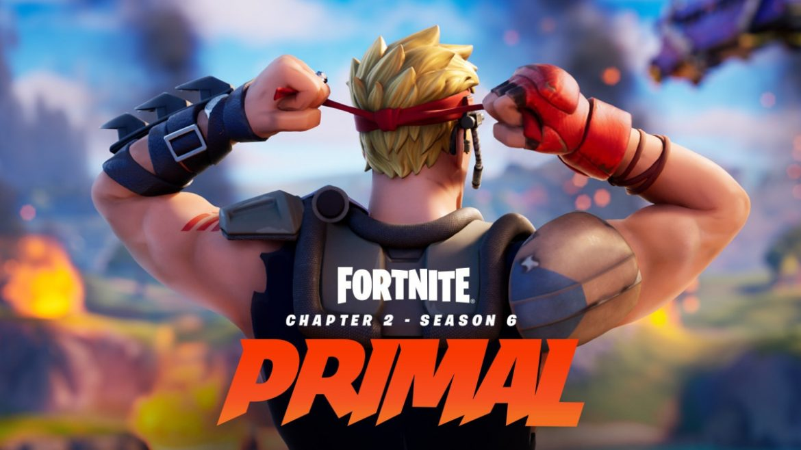 The Wild Rules in Fortnite Chapter 2 – Season 6: Primal