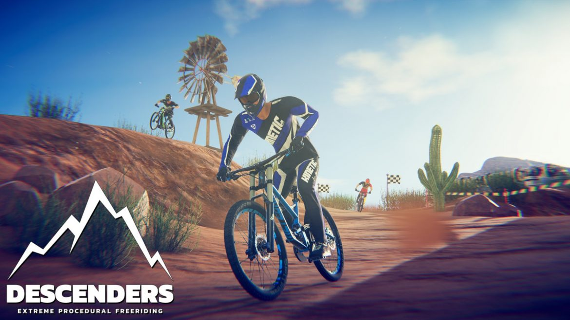 Descenders to be Optimized for Xbox Series X|S This Summer