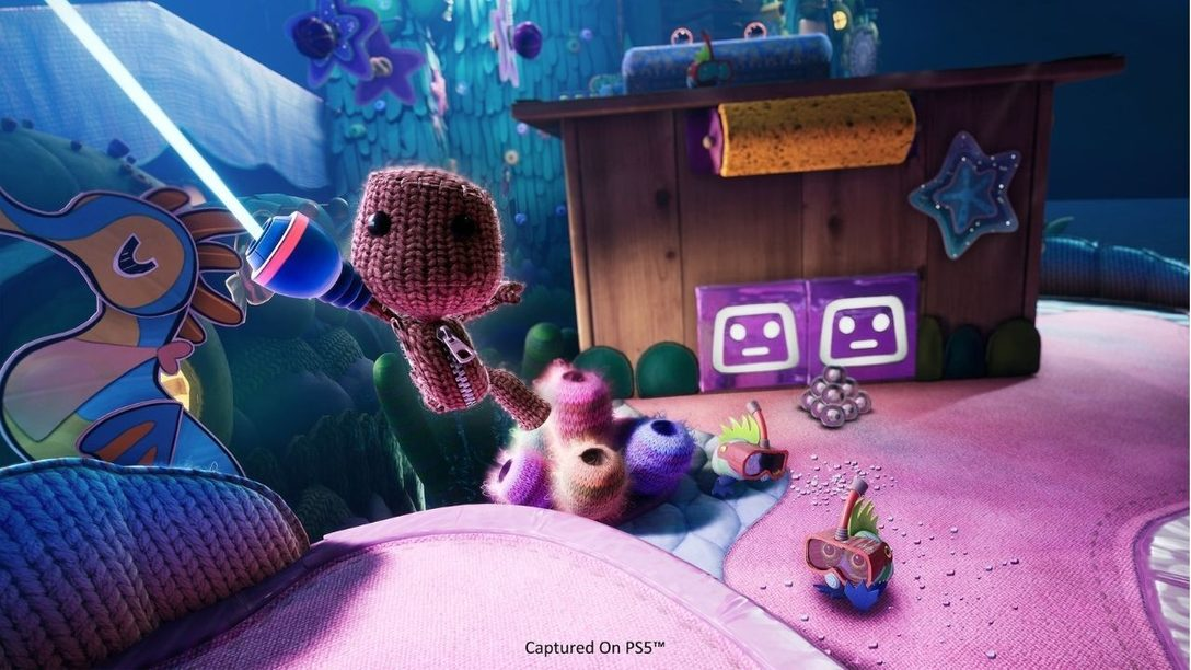 Threading together the Sackboy: A Big Adventure theme
