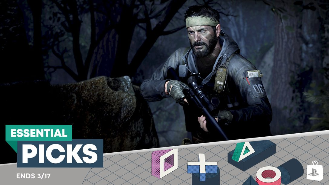 Essential Picks promotion returns to PlayStation Store
