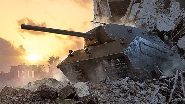 The Unstoppable VK 168.01 (P)