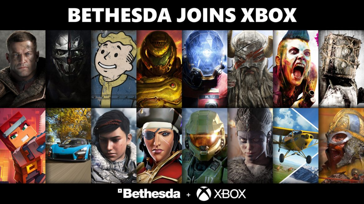 Officially Welcoming Bethesda to Team Xbox