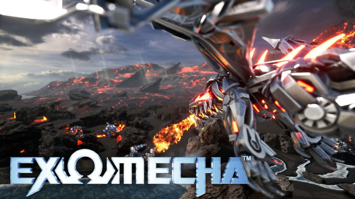 ExoMecha Coming to Xbox Series X|S and Xbox One in August 2021