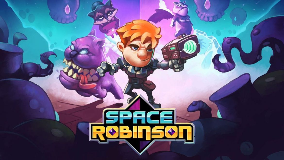 Slaughter Aliens and Fix a Broken World in Space Robinson