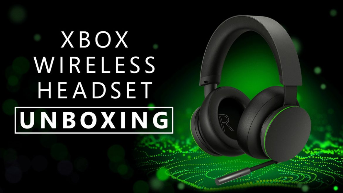 The New Xbox Wireless Headset Now Available Worldwide