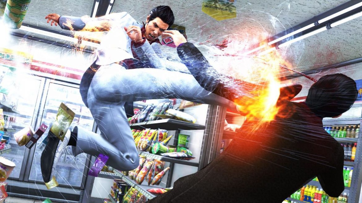Yakuza 6: The Song of Life Now Available