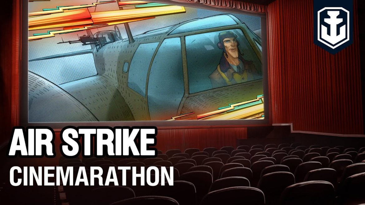 Head Over Keels Cinemarathon: Air strike