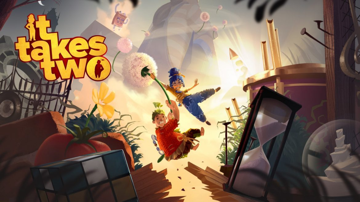 Five Reasons to Hop on the Wildest Co-Op Ride of Your Life in It Takes Two