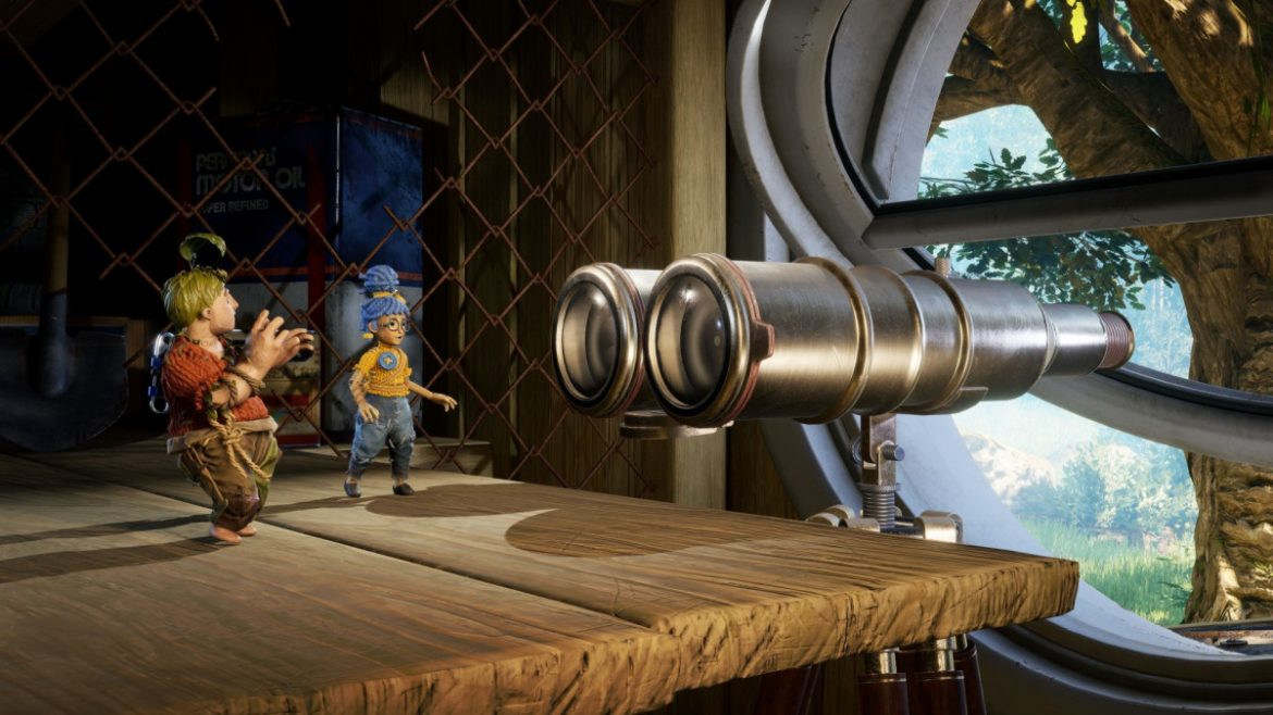 It Takes Two's New Trailer Gives an Exciting Peek into a Magical World