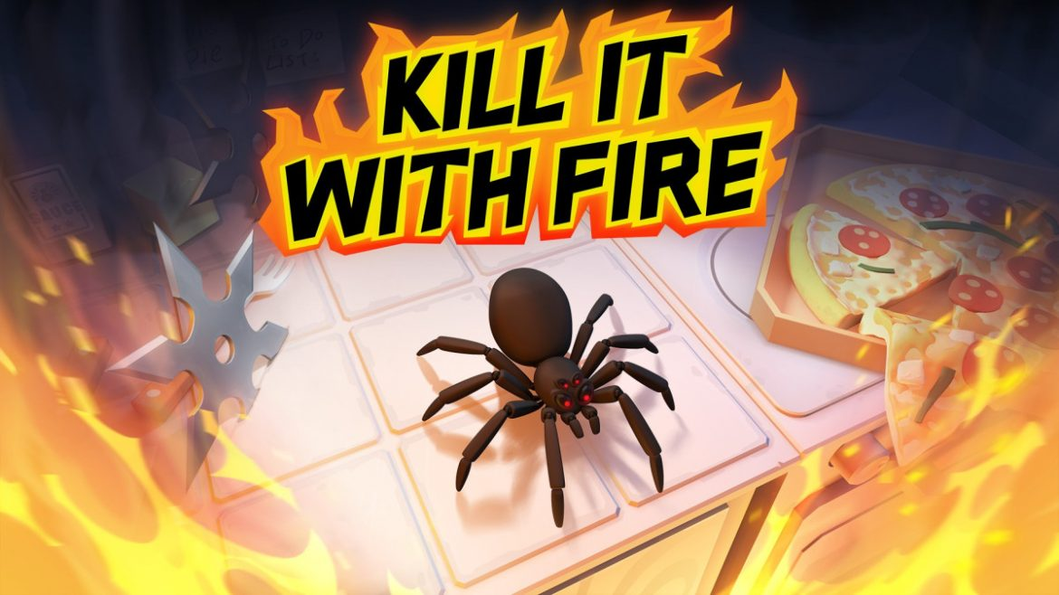Kill It With Fire Available Now on Xbox One