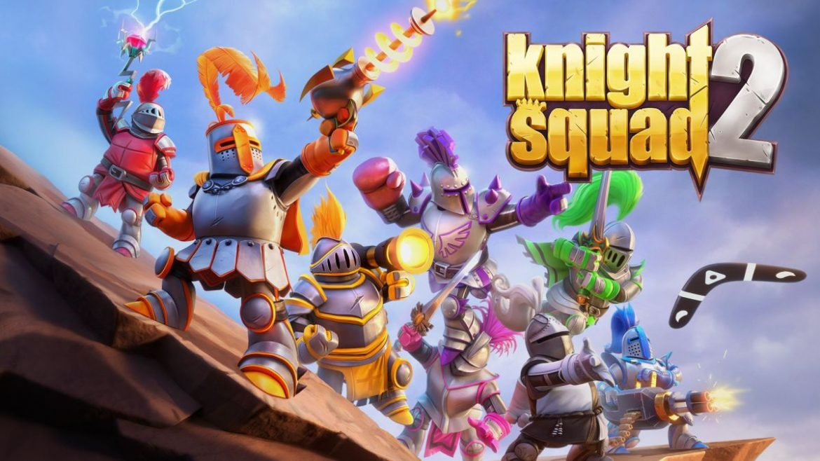 Join the Grand Tourney in Knight Squad 2 on April 14