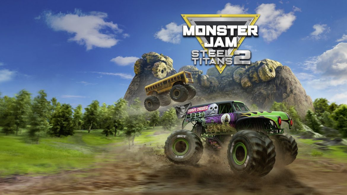 Monster Jam Steel Titans 2 Lands on Xbox One Today