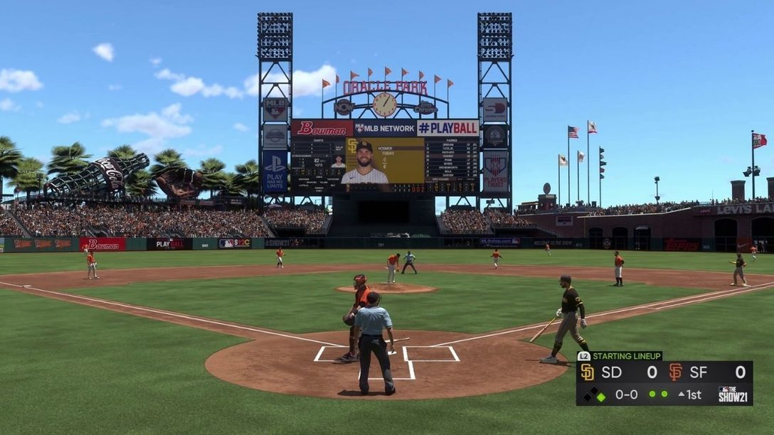 Ready up with MLB The Show 21 gameplay details