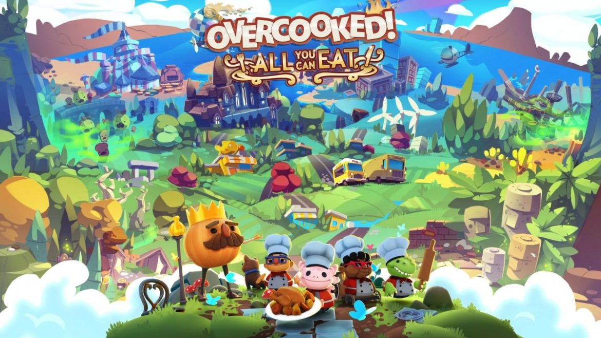 Overcooked! All You Can Eat Now Available on Xbox One and Xbox Series X|S