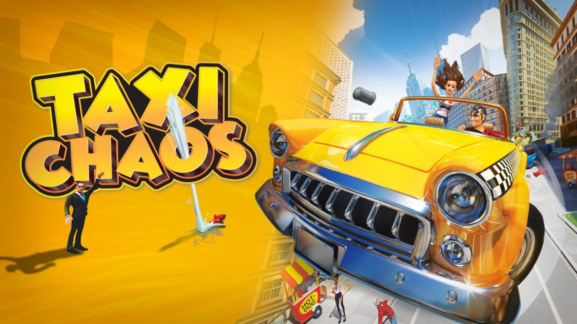 Taxi Chaos: Bringing Back the Long-Lost Taxi Genre