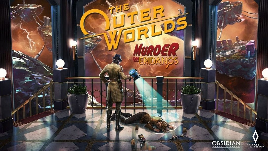 The Outer Worlds: Murder on Eridanos launches next week