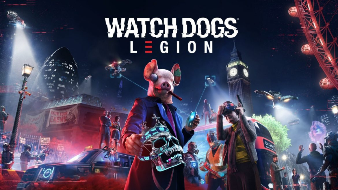 Play the Watch Dogs: Legion Free Trial From March 25-29