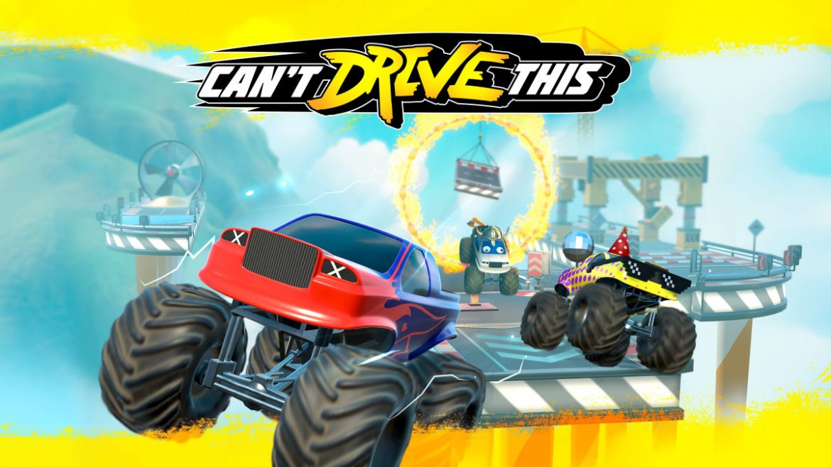 Party Game Racer Can't Drive This Coming to Xbox on March 19