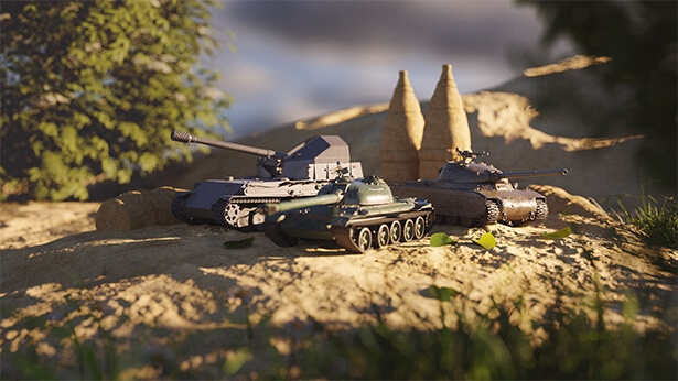 Sandbox 2021: HE Shells and Artillery Combined Test Incoming!