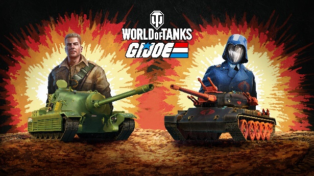 G.I. Joe and Cobra Join the Battle in World of Tanks