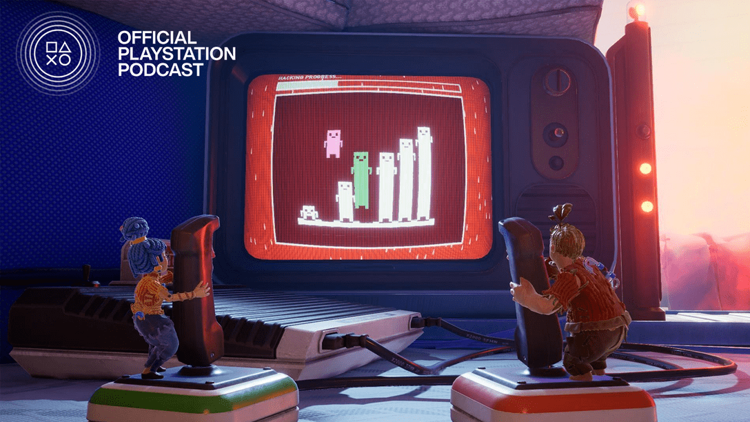 Official PlayStation Podcast Episode 393: It Takes Three