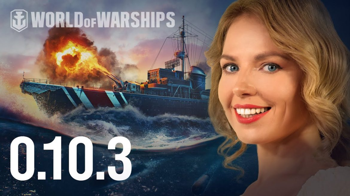 World of Warships 0.10.3: German Destroyers. Part 1