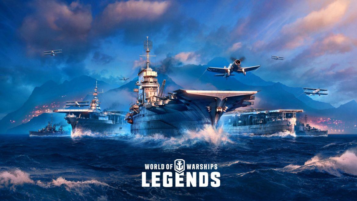 Carriers Return to World of Warships: Legends