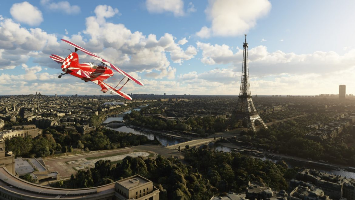 Microsoft Flight Simulator World Update IV: France, Belgium, Netherlands and Luxembourg Available Now