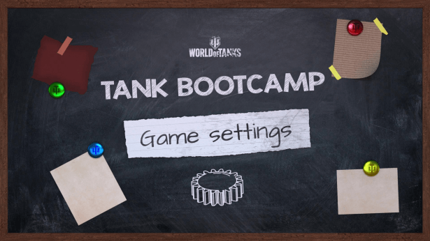 Join Us for Episode #2 of Tank Bootcamp: Game Settings