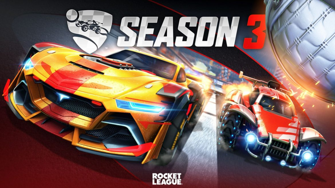 Season 3 Races into Rocket League