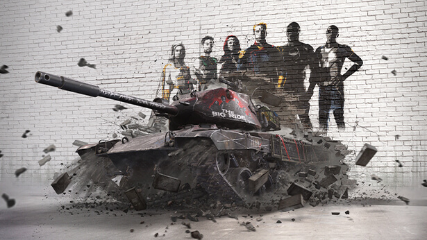 """""""The Boys""""-Inspired T42 Returns: Claim the Big Ride Before It Rolls Away"""