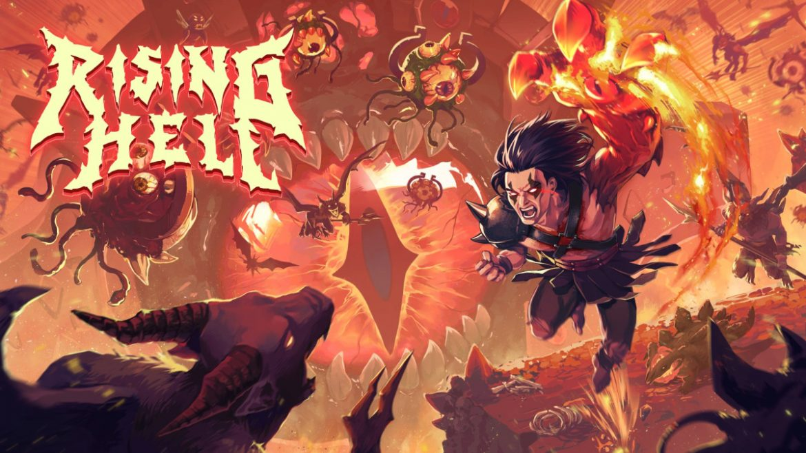 Roguelike Platformer Rising Hell Available Now