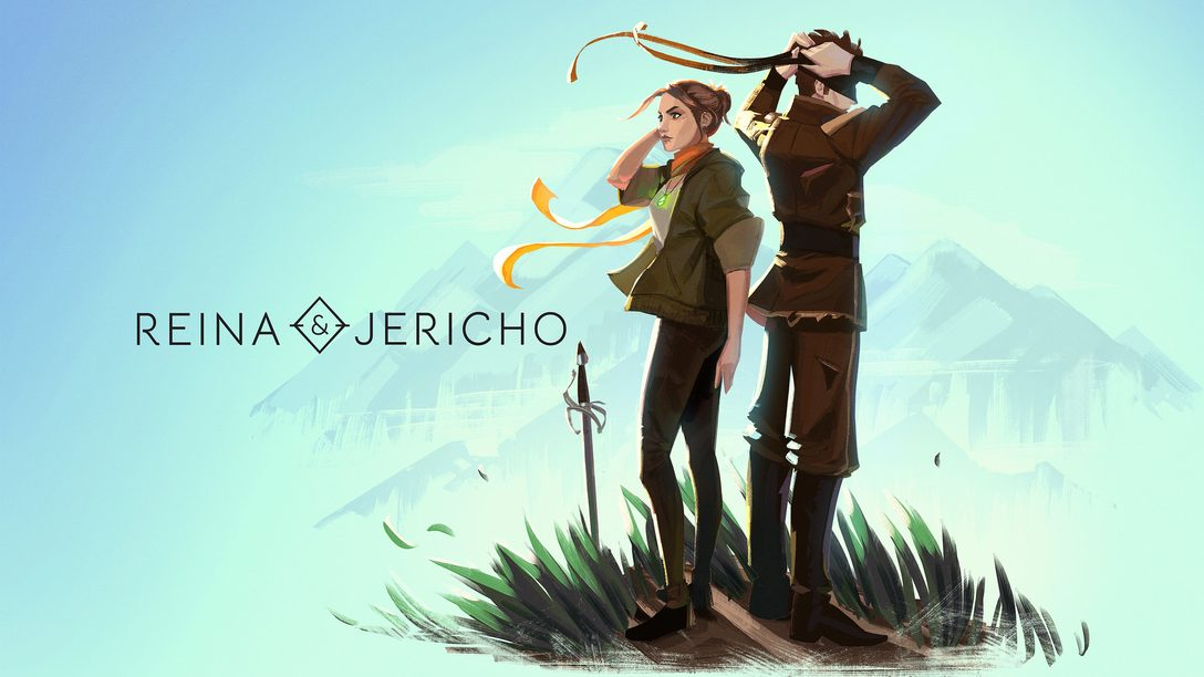 Story-driven 2D action-exploration game Reina & Jericho coming to PS5