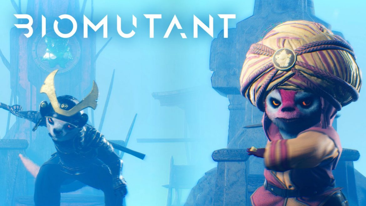 The Art of Fighting in Biomutant