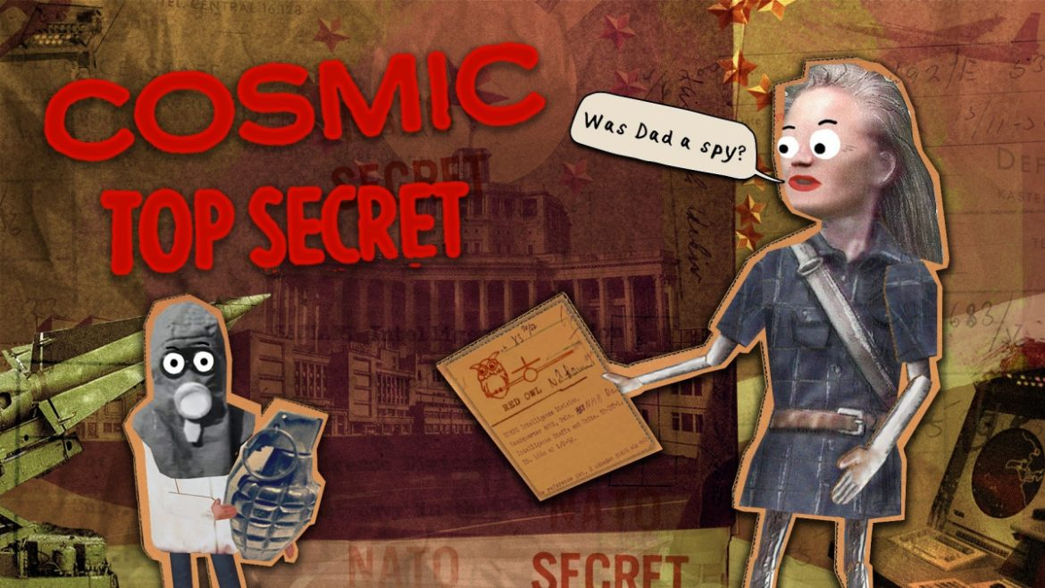 Cosmic Top Secret Available Now for Pre-Order